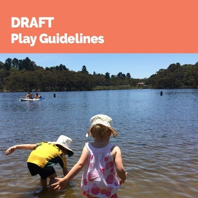 Draft Play Guidelines Cover