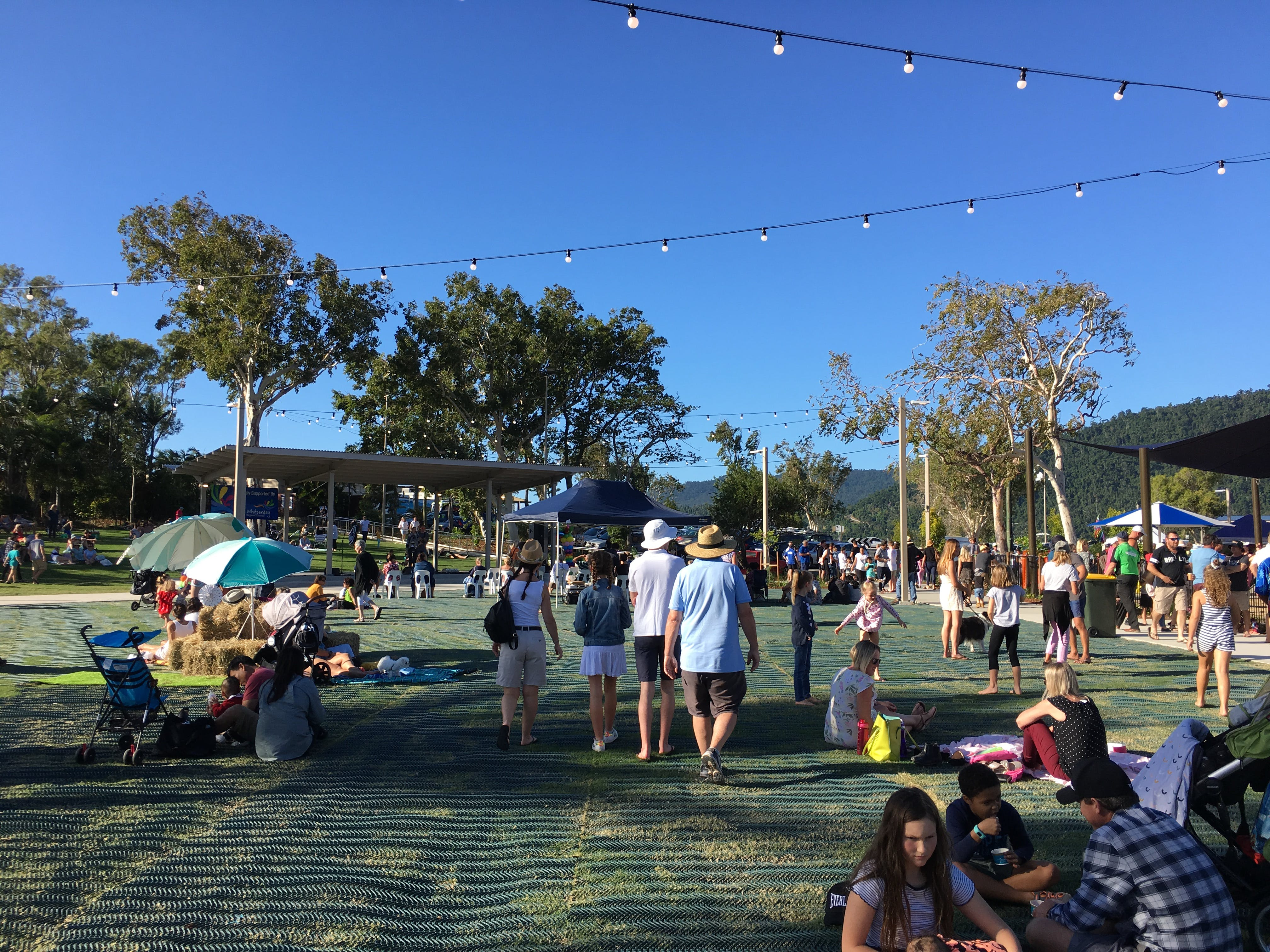 Airlie Foreshore Fiesta 2