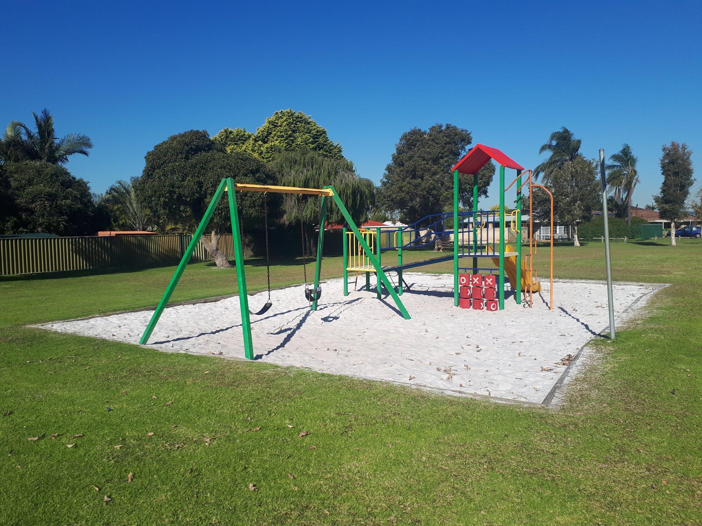 Shadwell Reserve Playground