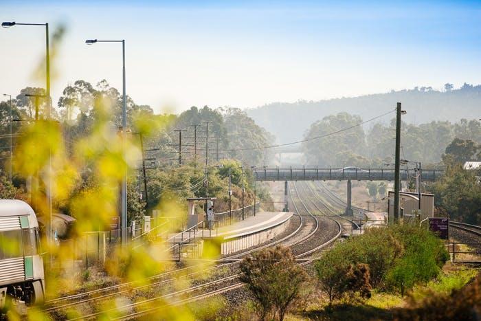 Wandong Train