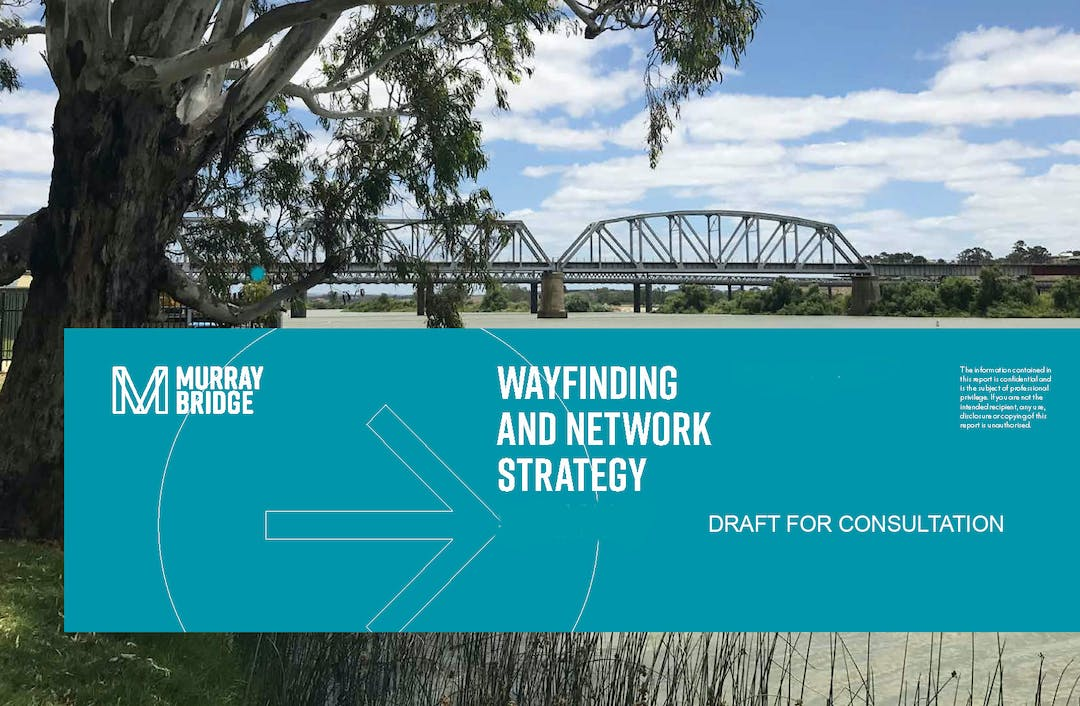 Draft Wayfinding and Network Strategy