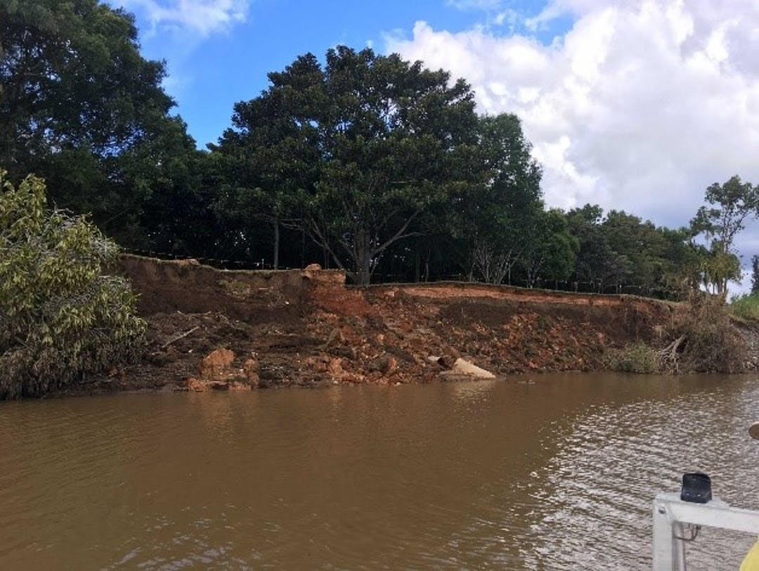 South Murwillumbah Flood Levee Repair