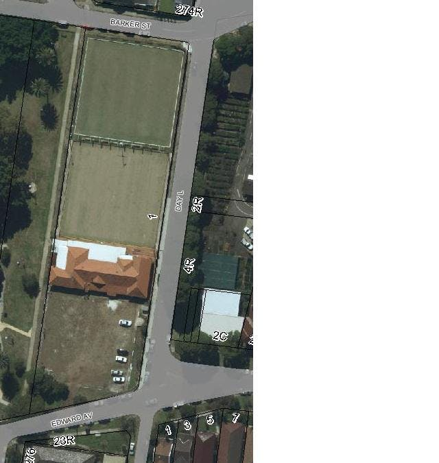 Building and site. Aerial view 2011