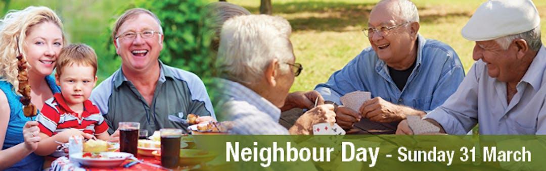 Neighbour Day 2019