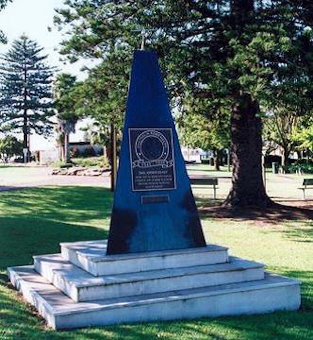 Relocation of World War II Memorial