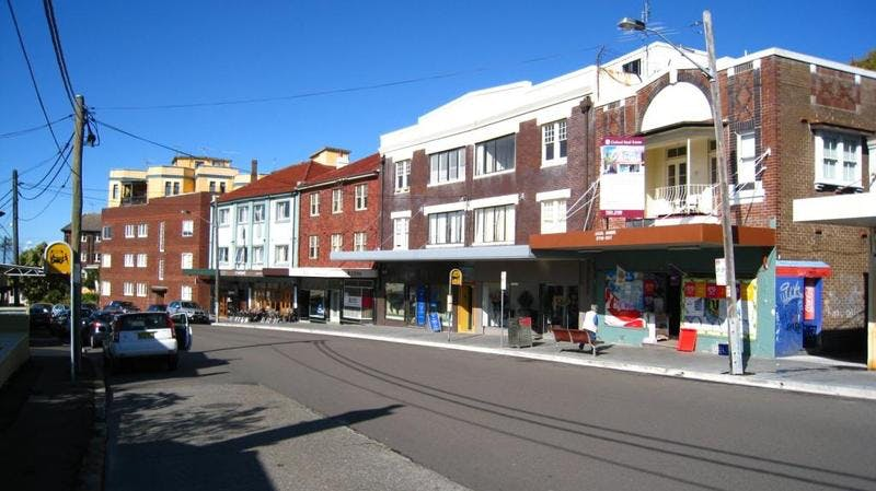 Business centre, Havelock Street, Coogee