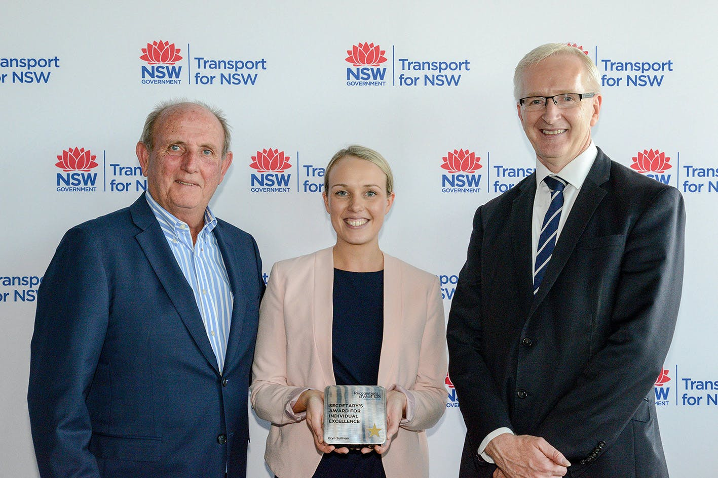 2017 Transport for NSW Recognition Awards
