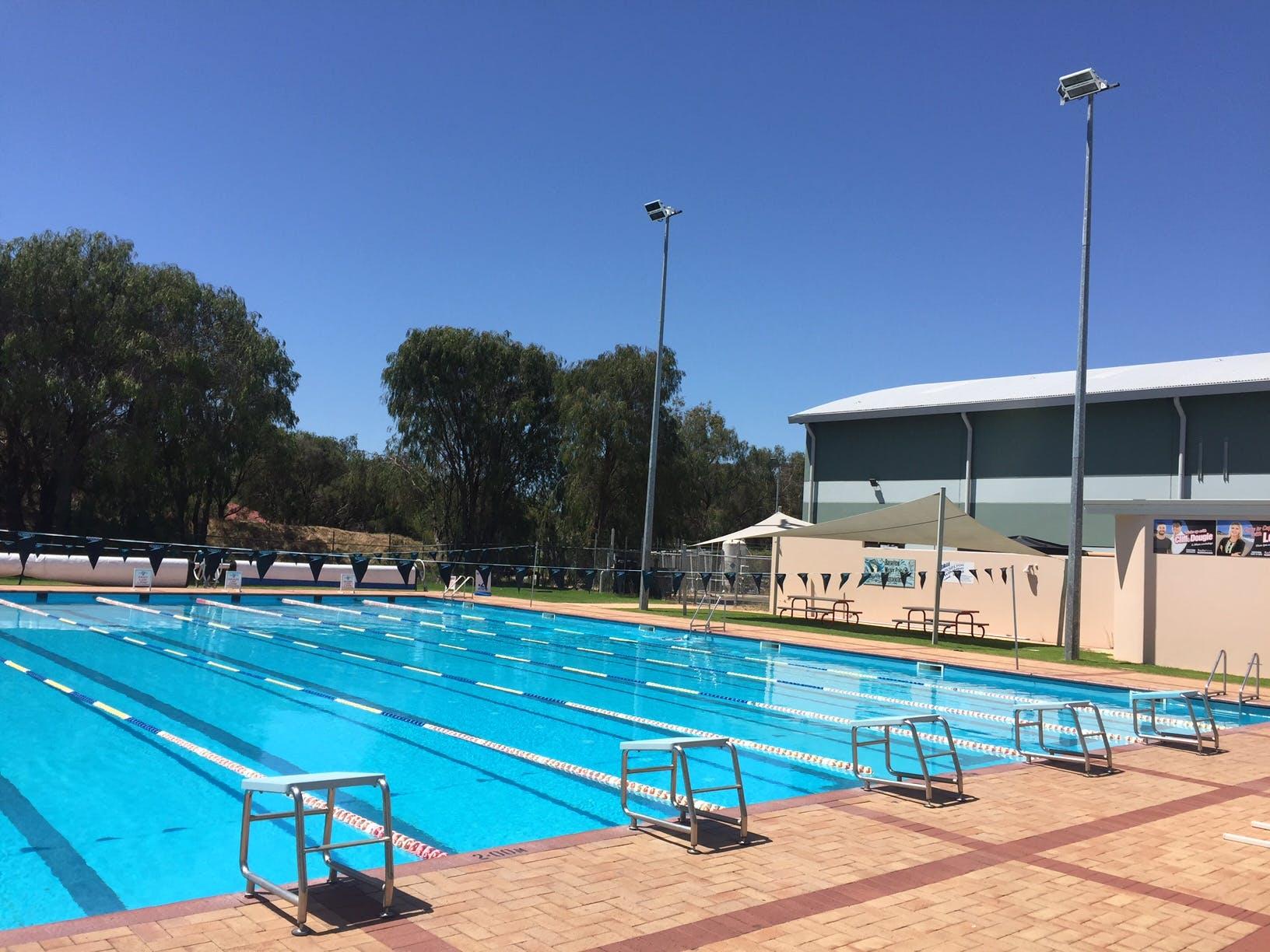 GLC - Swimming Pool