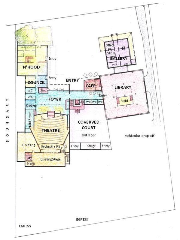 Option A - Ground Floor