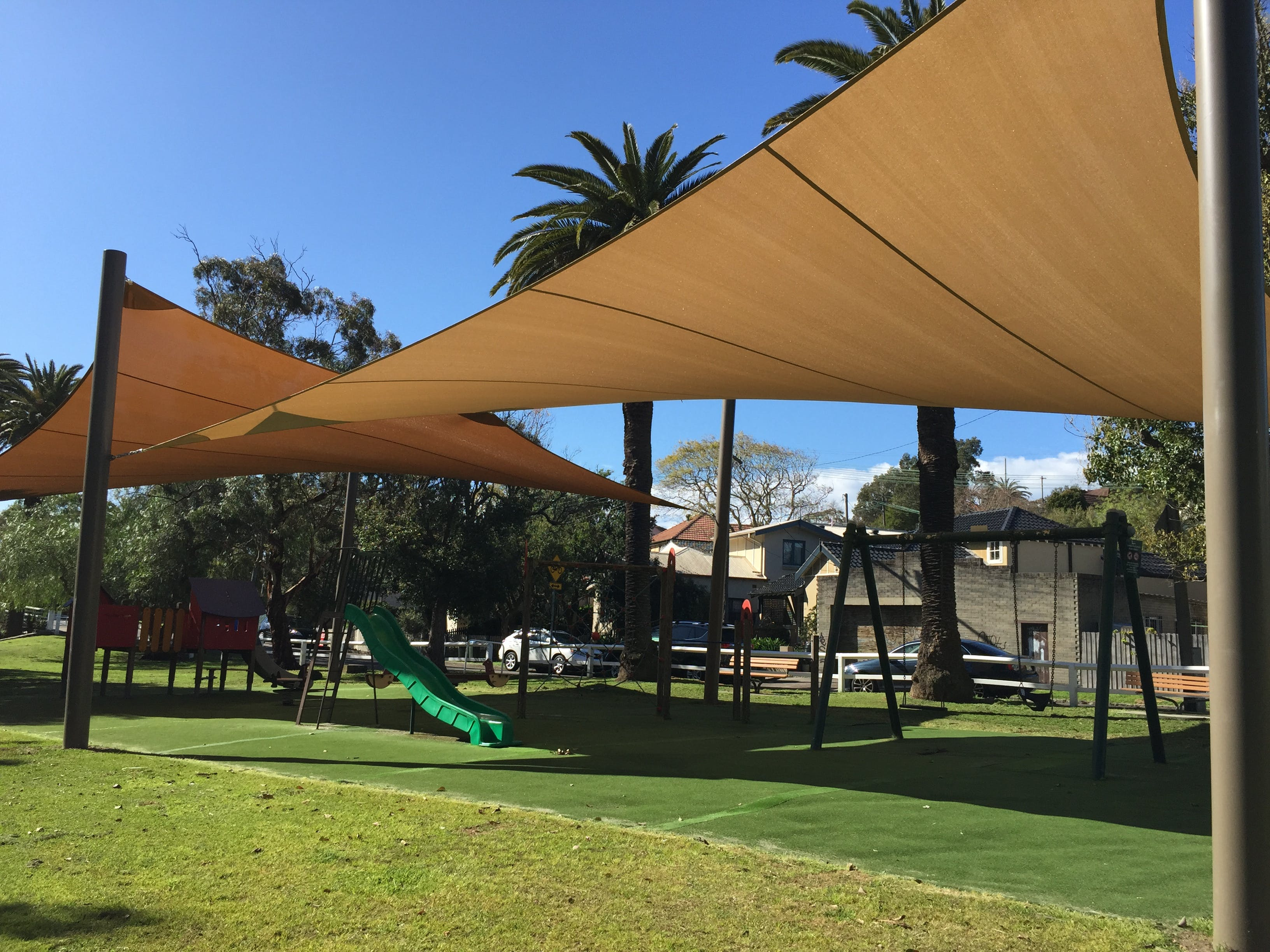 Whites Creek Valley Park Playground