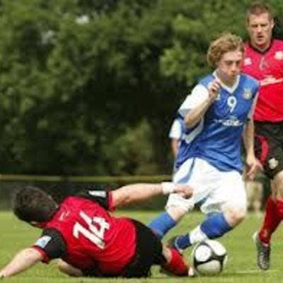 Soccer, a physical sport which often involve sliding