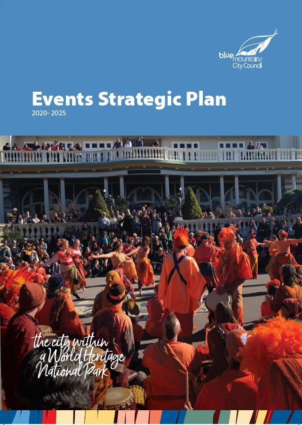 Event Plan Cover