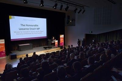 The Honourable Leeanne Enoch MP - Opening Address