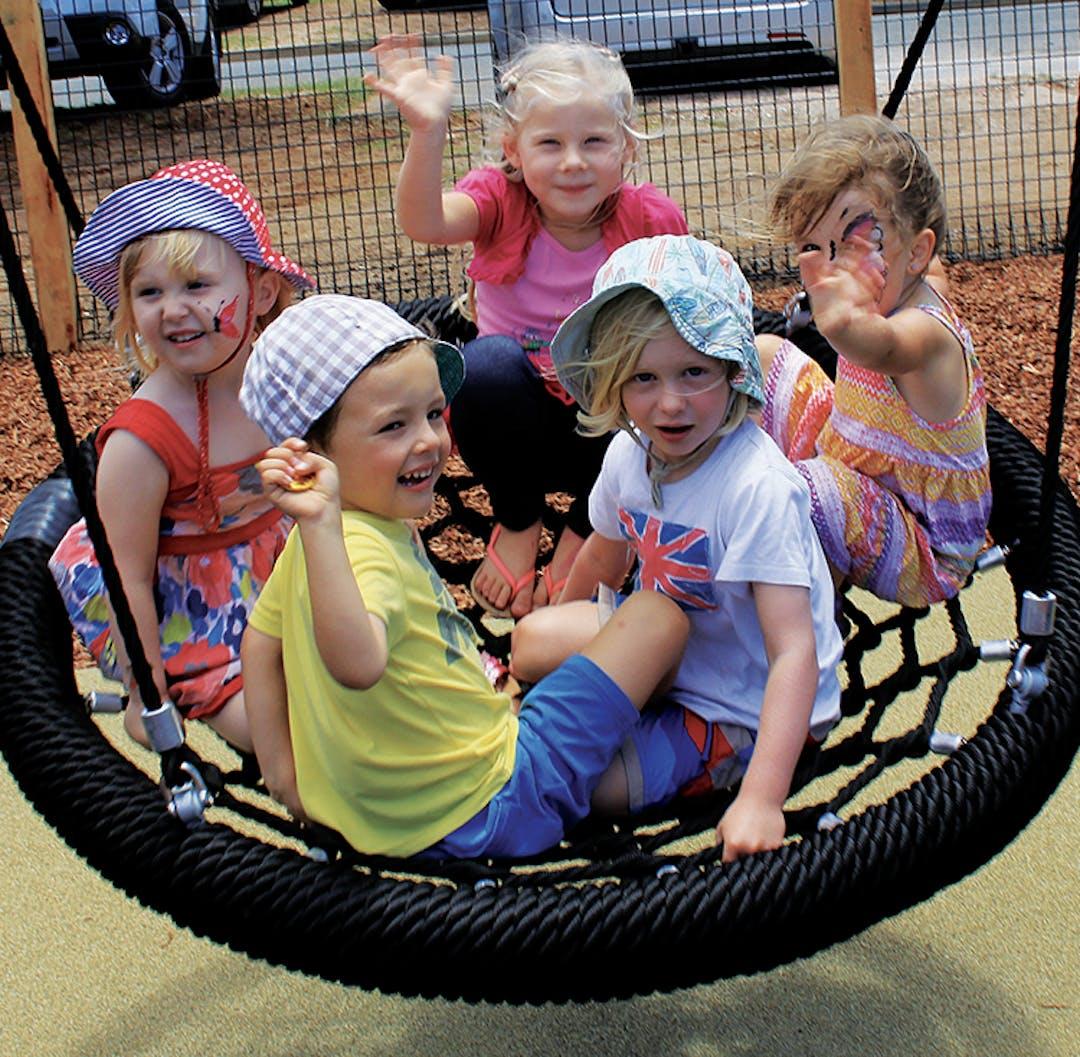 Westport playground