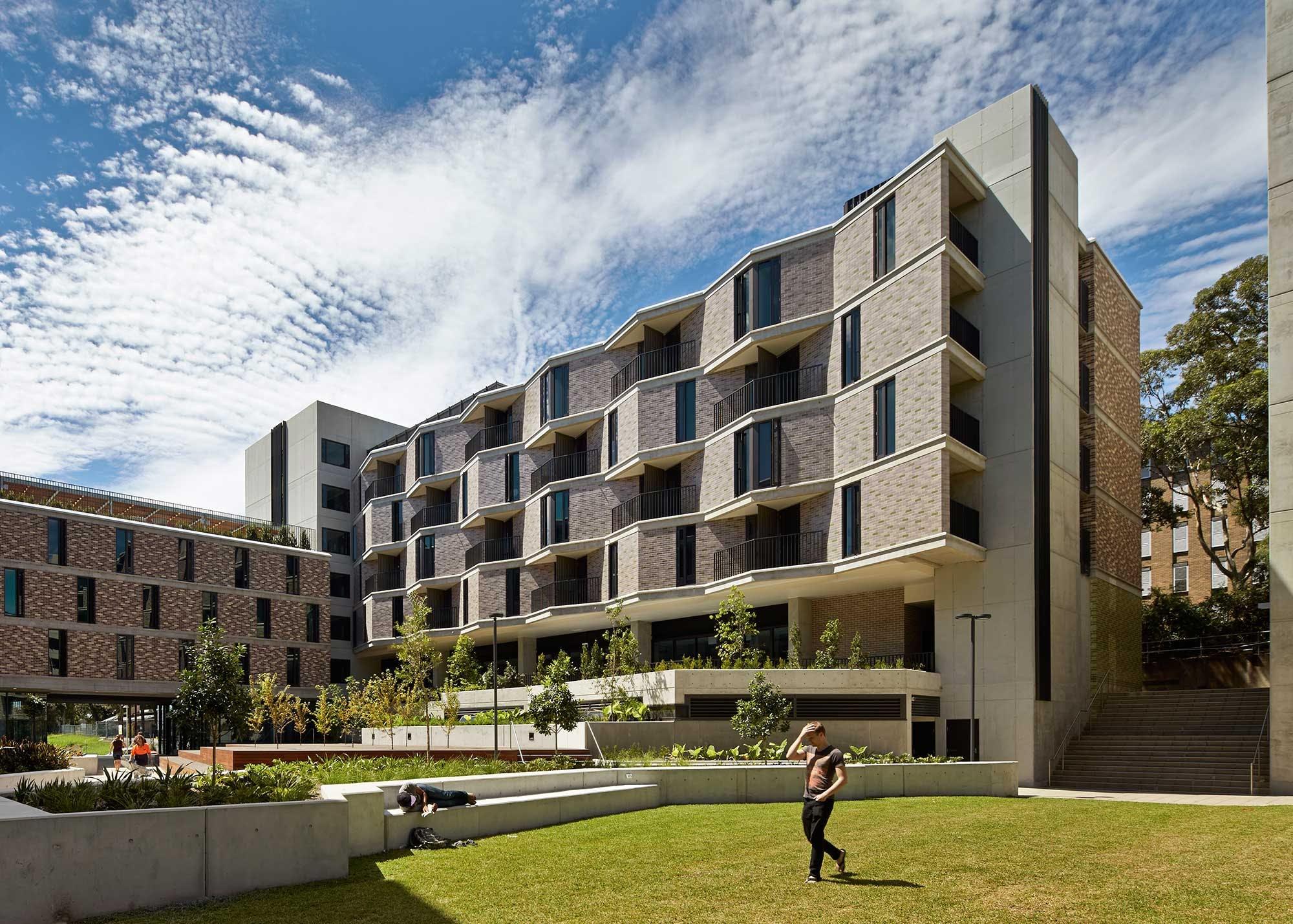UNSW Kensington Colleges