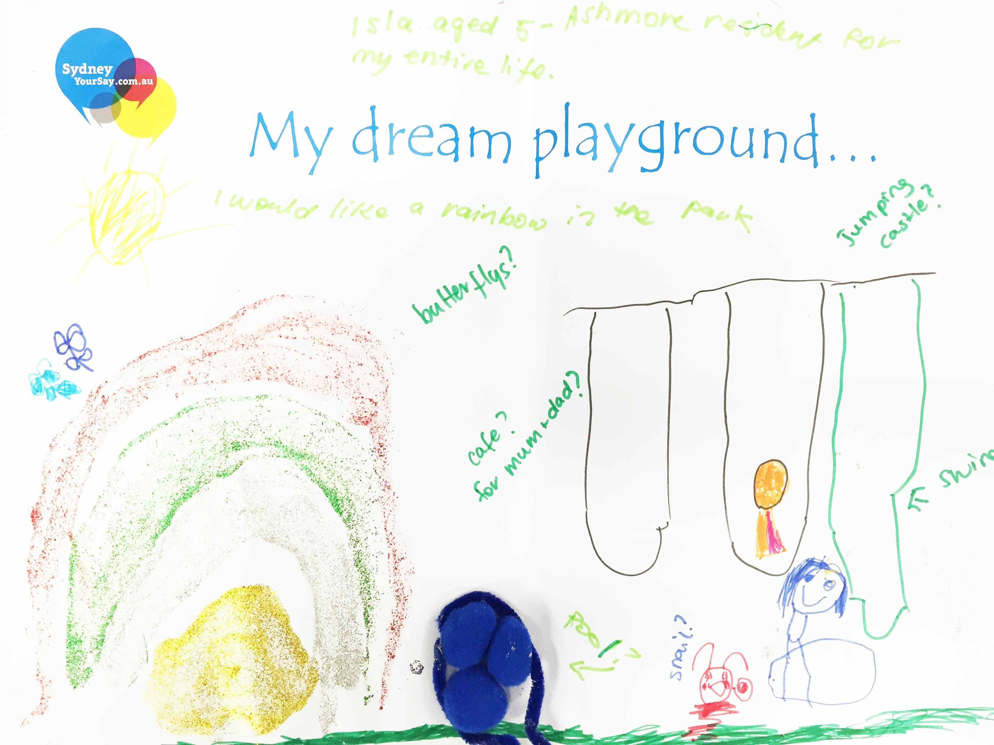 Dream Playground Isla