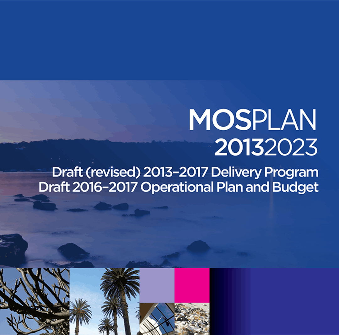Draft (revised) 2013-2017 Delivery Program and 2016-2017 Operational Plan and Budget