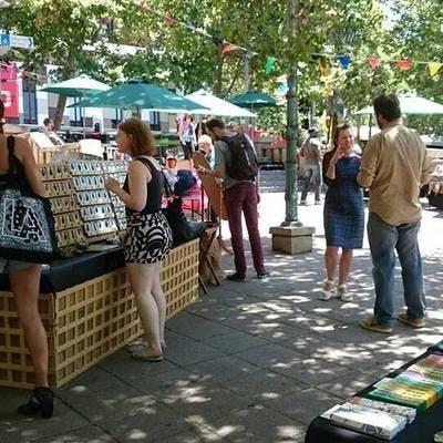 Oxford Art Market