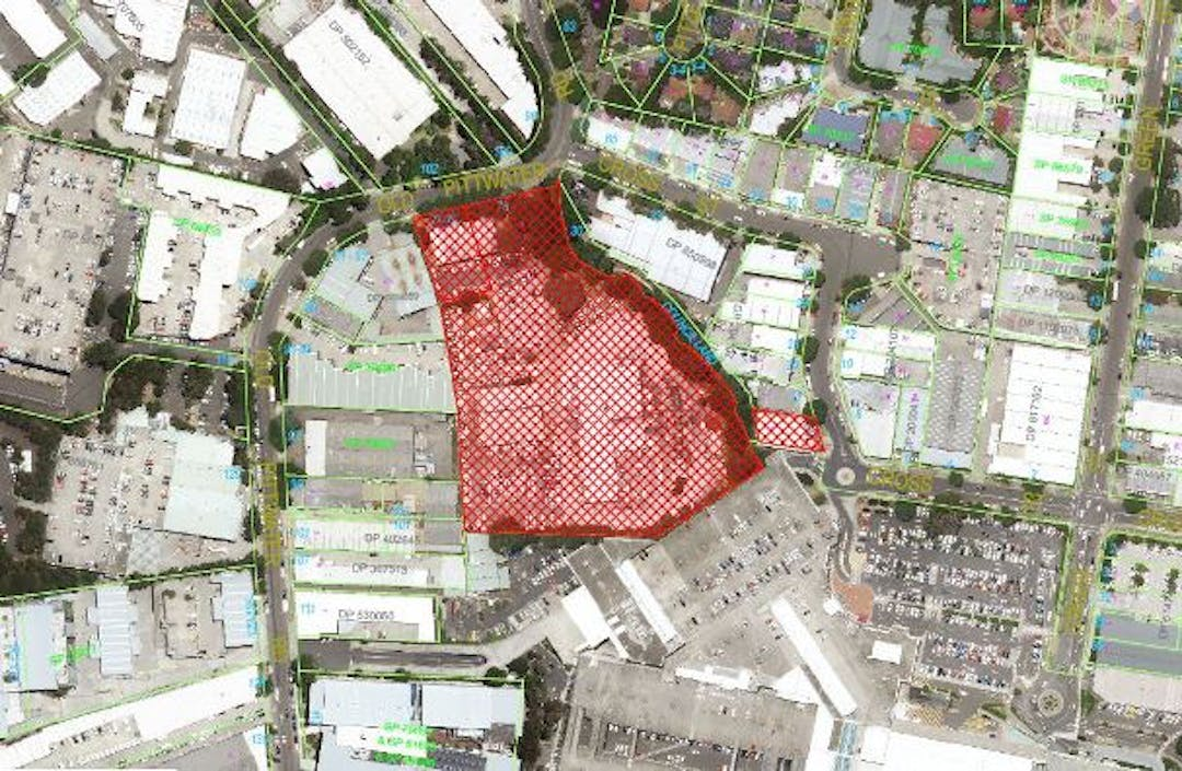 Planning Proposal 75 79 Old Pittwater Road And 19 Cross Street