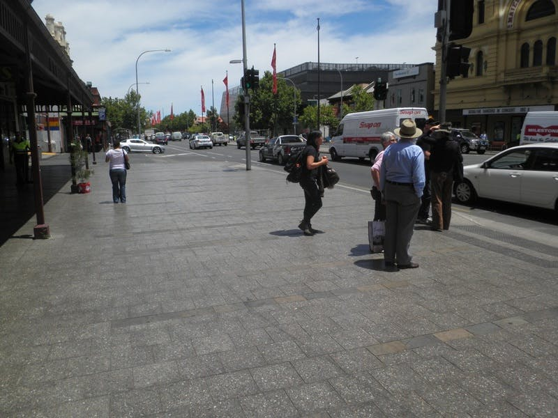 Site 3: Central Markets - Grote Street