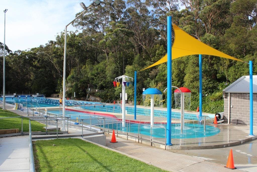 Mittagong pool