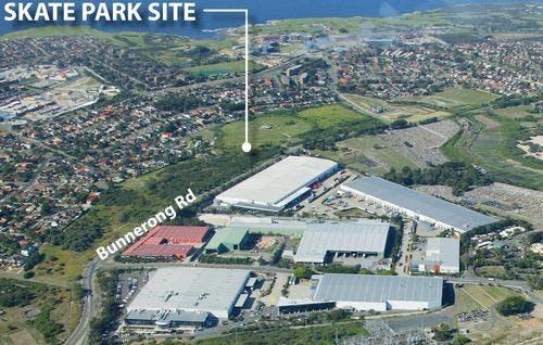Skate Park Location
