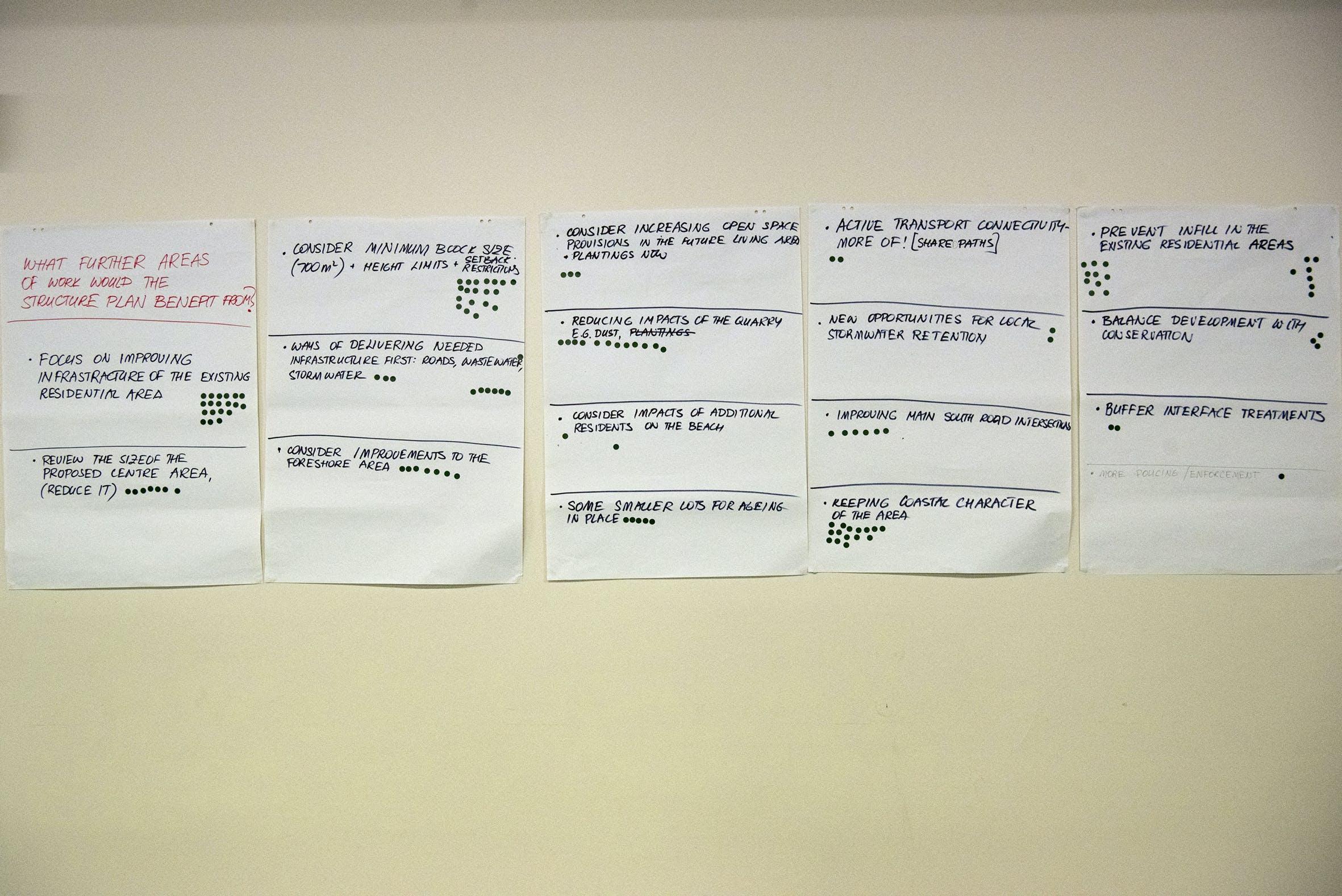 Community Workshop 1 Priorities.jpg