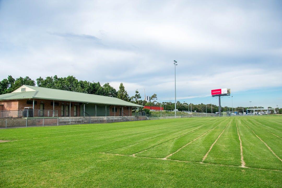 Holrod sports ground