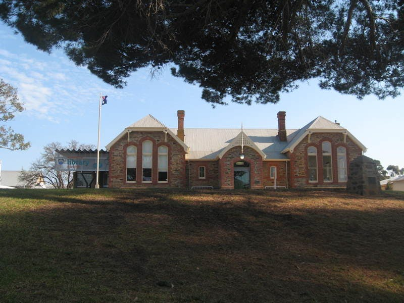 Alexandrina Council Strathalbyn Library and Customer Service Centre