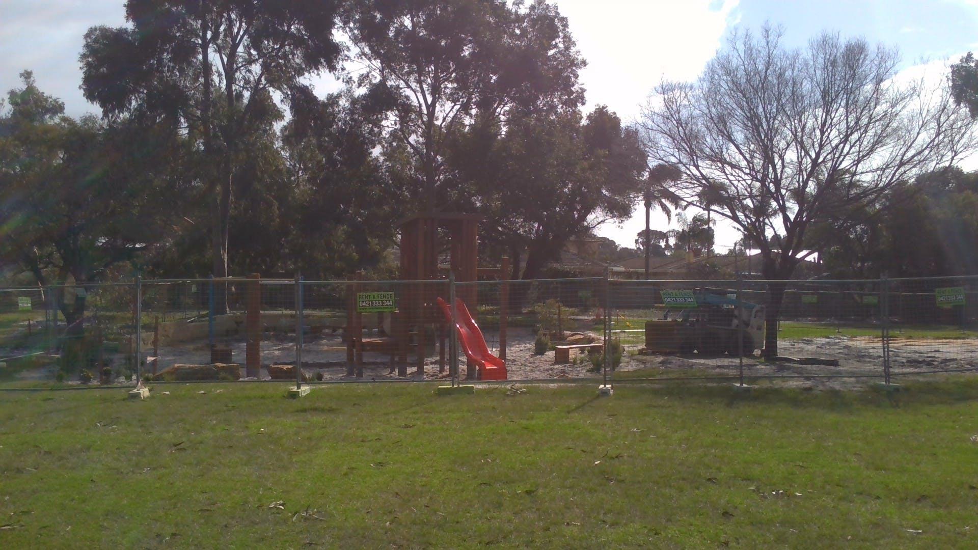 Kennon Park progress 2