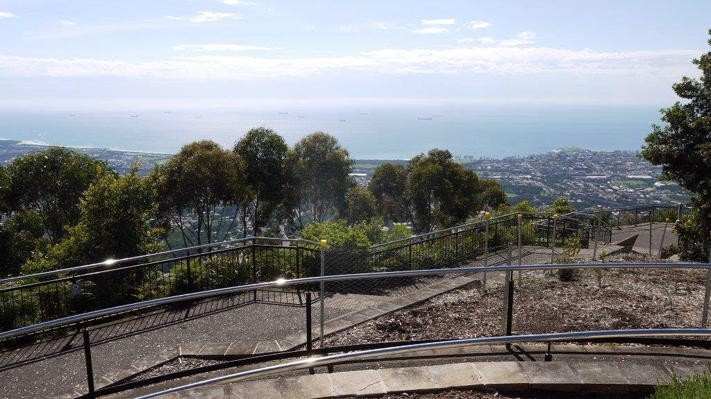 Mt keira summit park picture