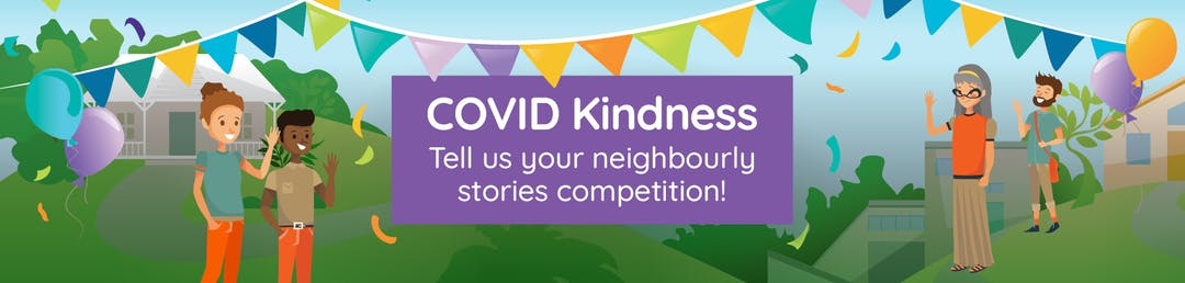 Sunshine Coast residents are invited to share inspiring stories about a neighbour or their neighbourhood for the chance to win a $1500 four person evacuation kit and a street party for their neighbourhood (including food and entertainment) when it's safe to do so.