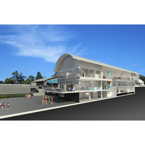 Willoughby Leisure Centre Masterplan