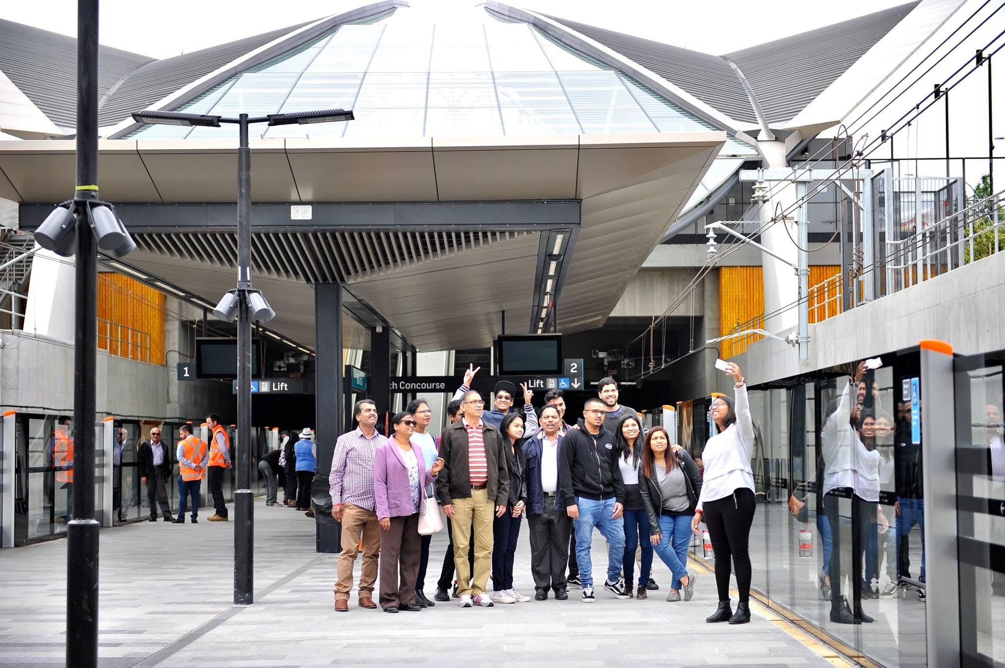 Sydney Metro is here!