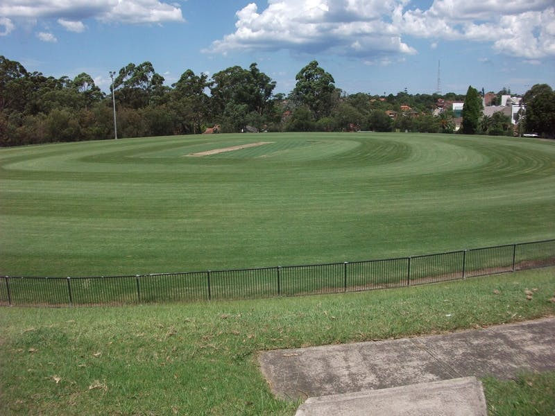 Beauchamp Oval   Completed Project