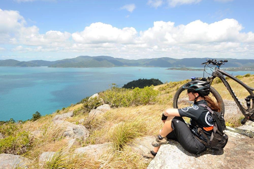 Girl Mountain Biking on South Molle Island.jpg