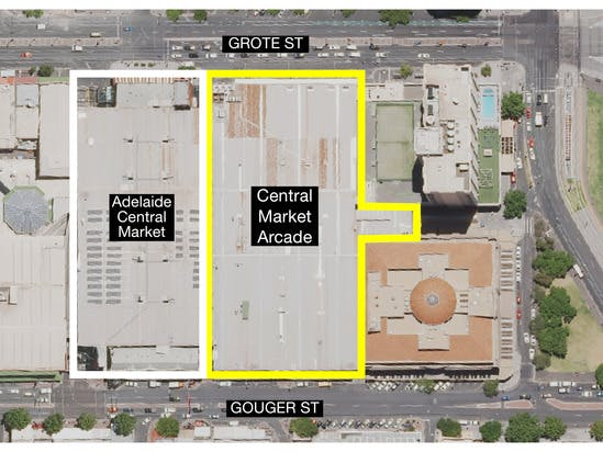 Central Market Arcade