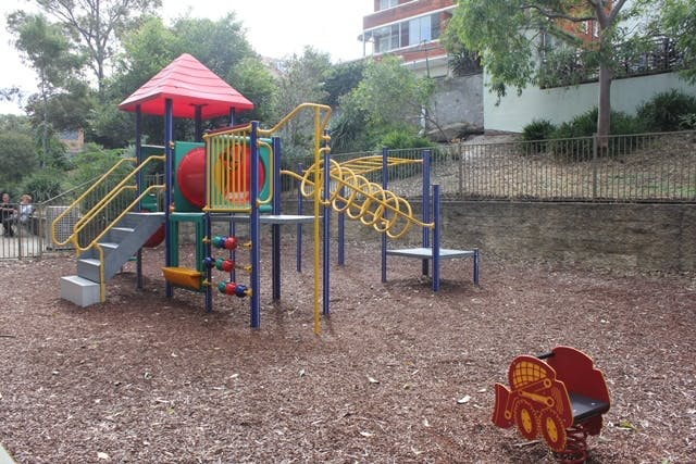 The Alby Smith Memorial Park playground at Coogee  will be upgraded