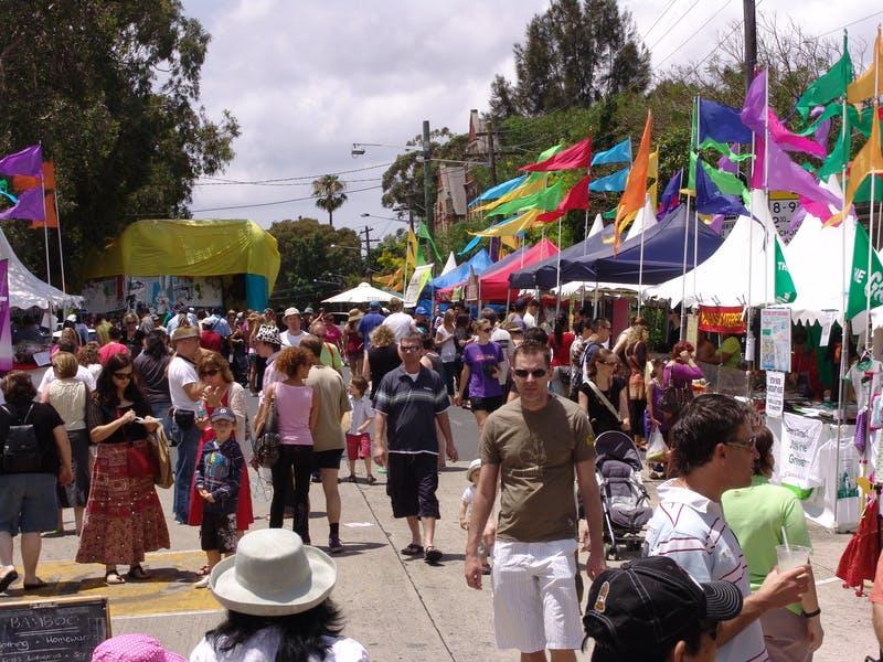 Marrickville Road Festival