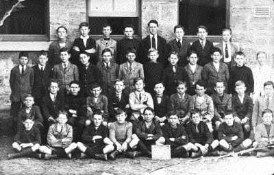 Fremantle Boys School Class 7