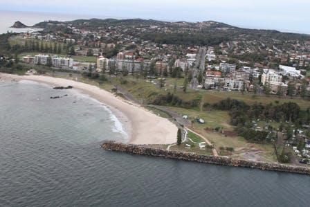 East Port Aerial