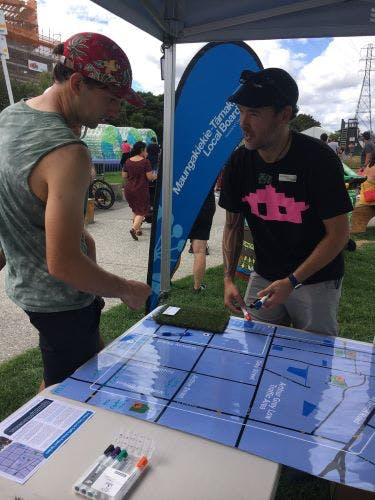 Onehunga Festival community engagement