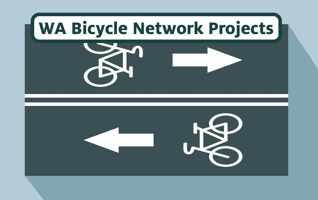 Western Australian Bicycle Network Grant Projects