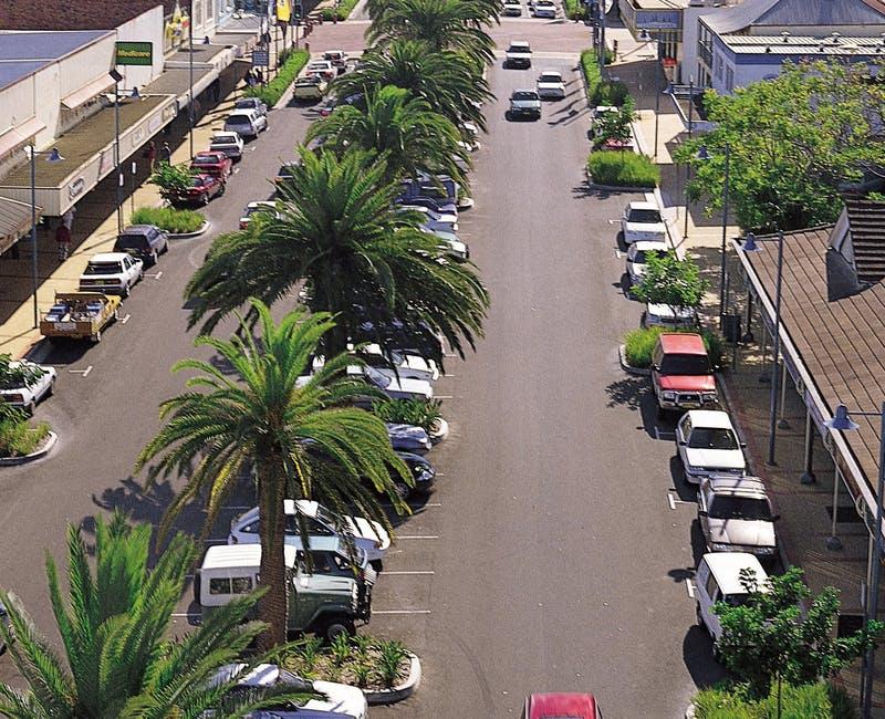 Horton Street Parking