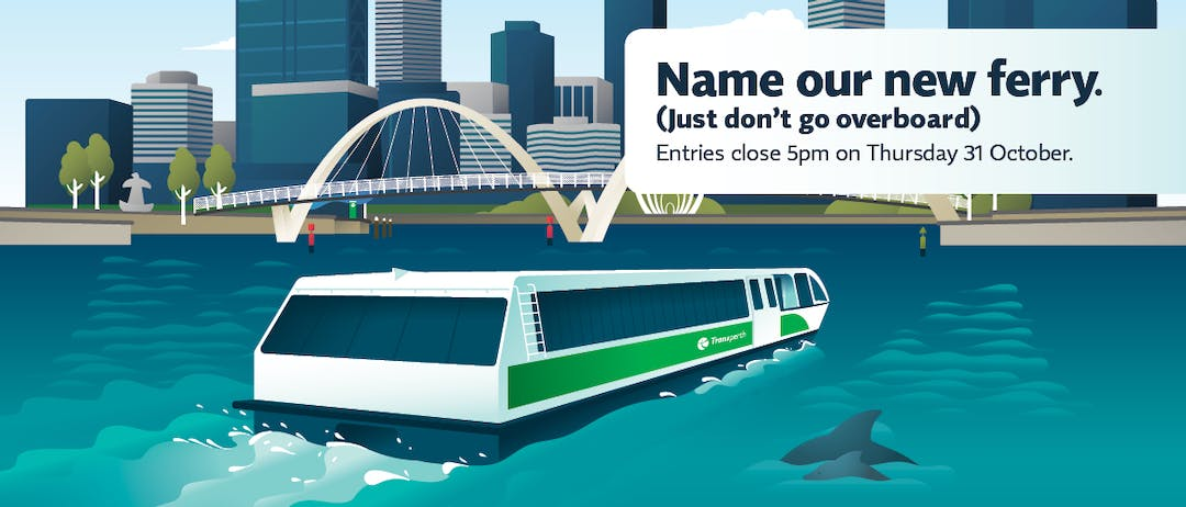 Name our ferry
