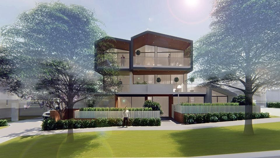 Perspective 1 - 20 Copper Street