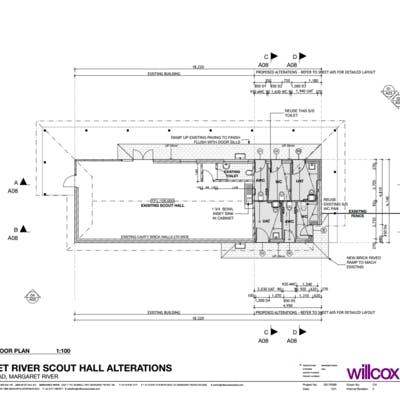 Amenity Block Plan - January 2017