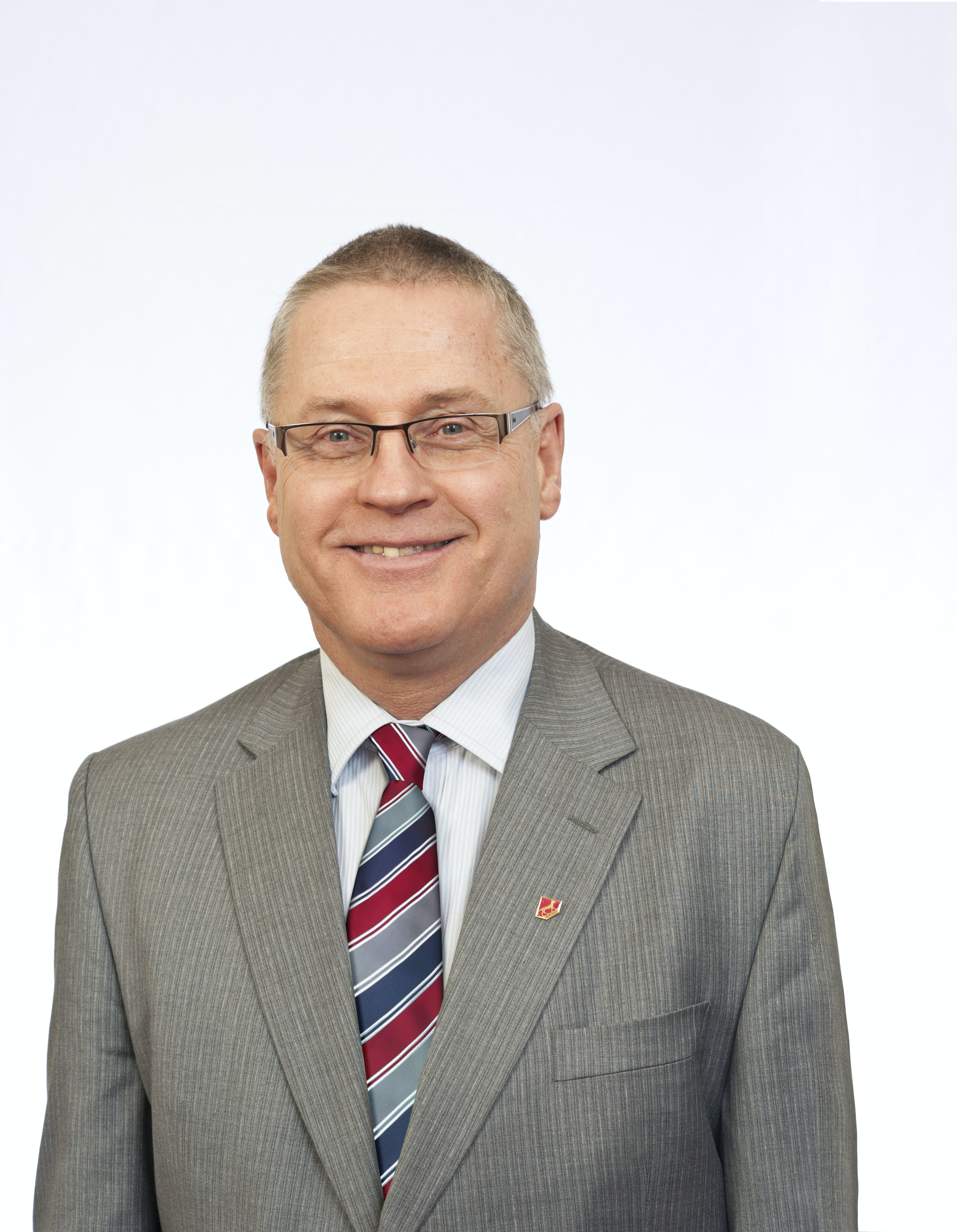 Robert Dobrzynski City of Launceston General Manager