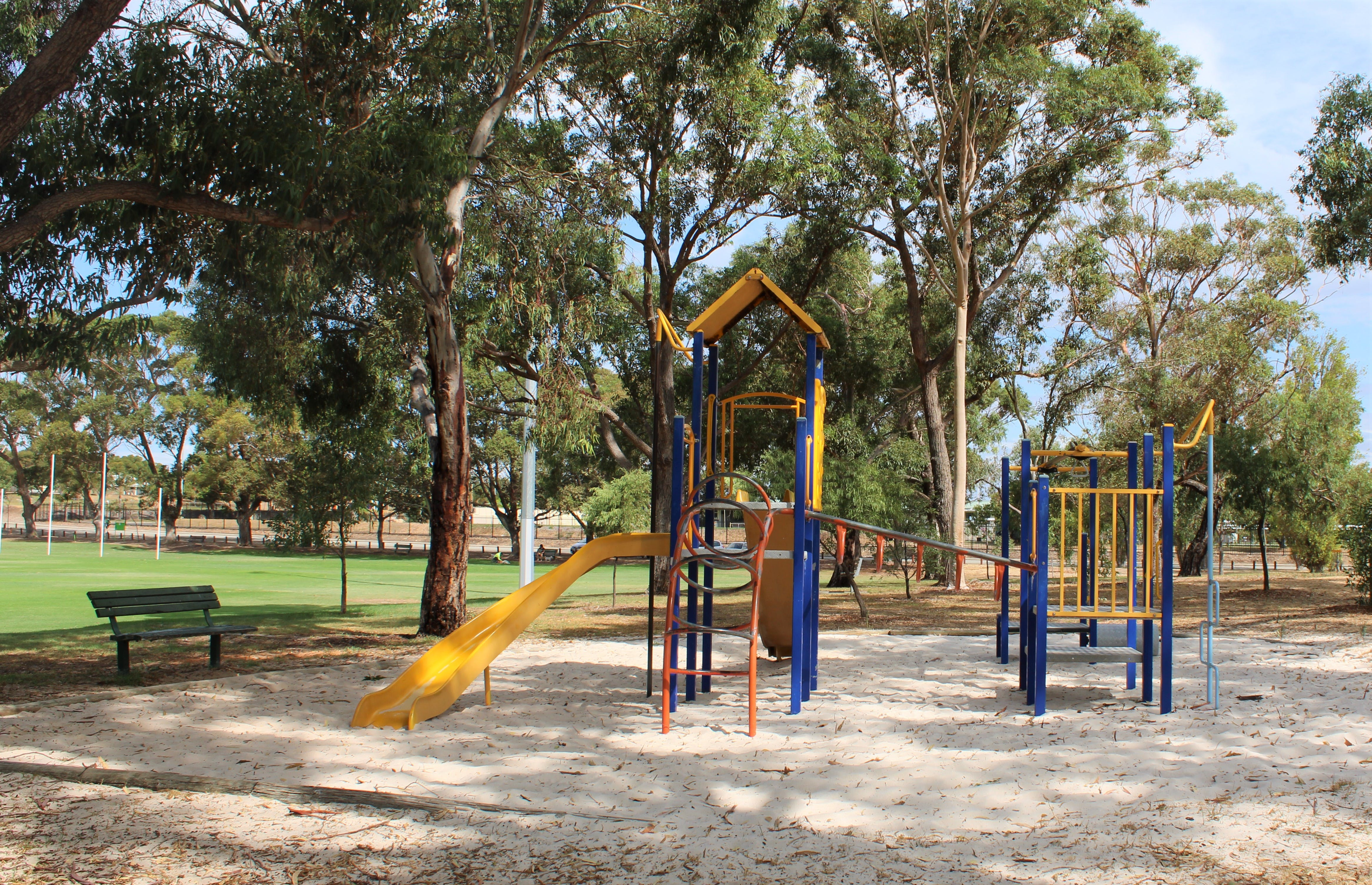 Dick Lawrence playspace - current