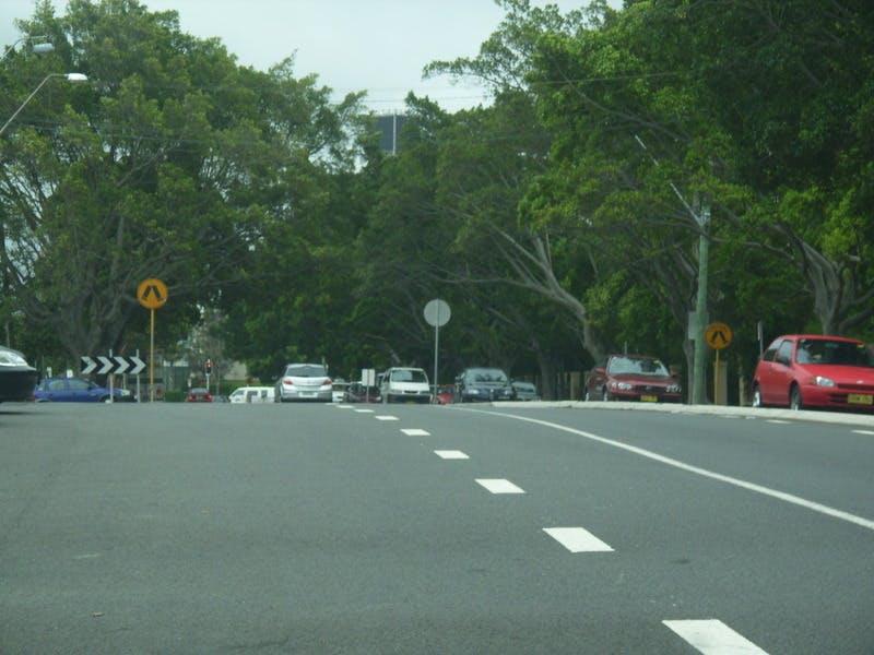 Todman Avenue near Carminya Street